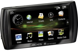 Archos-5-Internet-Tablet-to-get-Android