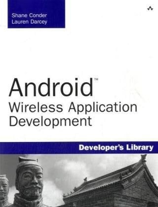 Android Dev Book Cover