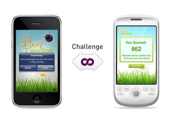Scoreloop_iPhone&Android