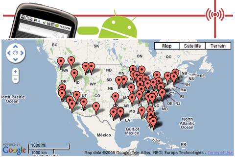 Free Wifi Google