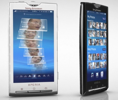 Official: Sony Ericsson Xperia X10 Will Get Android 2.1 in Q4