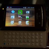 Sony-Ericsson X10 mini pro