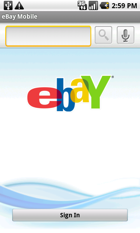 E Bay Com. The official eBay app for