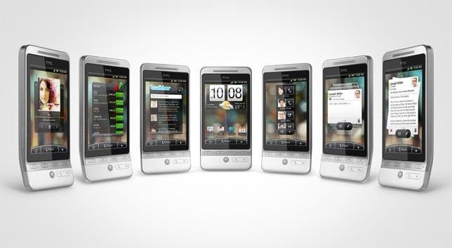HTC's Sense UI