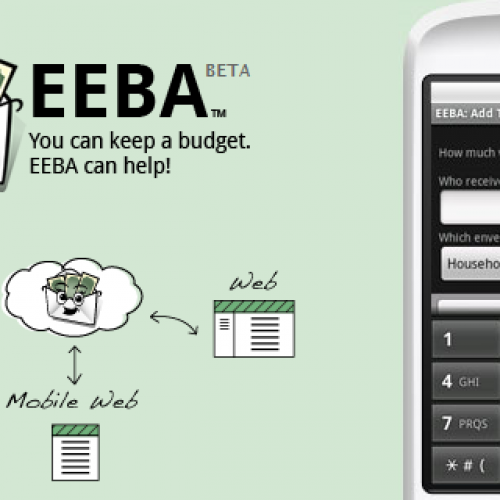 EEBA For Virtual Envelope Budgeting