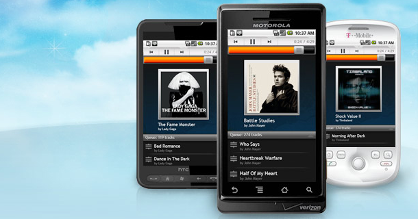 Rhapsody Android