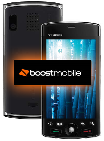 boost mobile. Headed for Boost Mobile