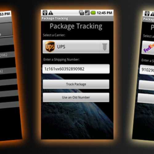 Track Everything With 'Package Tracking'