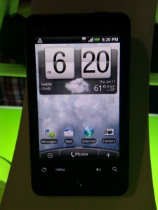 HTC Aria