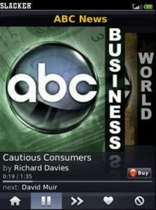 Slacker Radio Adds ABC News to Personal Radio Service