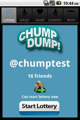chumpdump