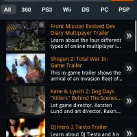 Videos - Games