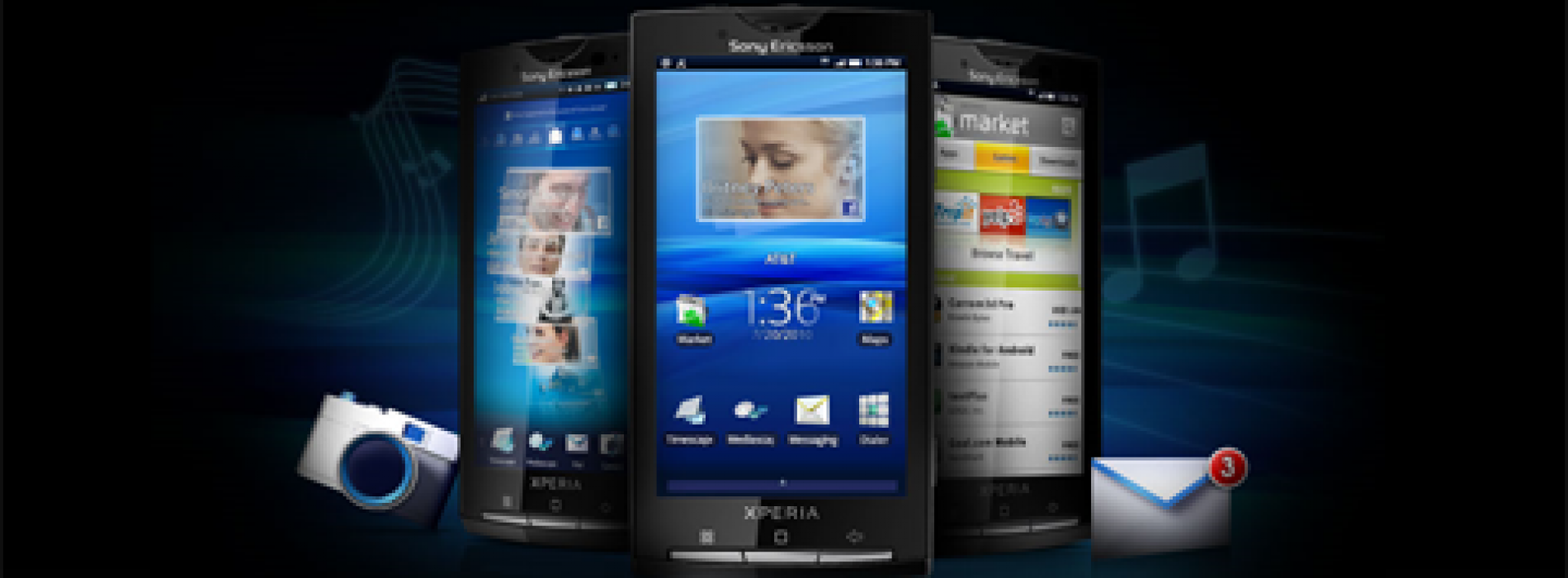 Sony Ericsson Xperia X10 Officially Hits US Next Week via AT&T