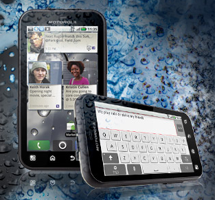Rumor Motorola Working On Another Pair Of Ruggedized