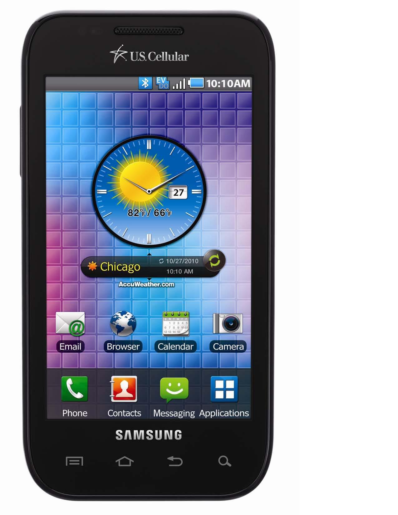 USC Samsung Mesmerize