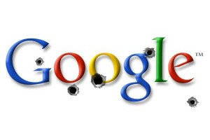 Google-logo-with-Bullett-Holes