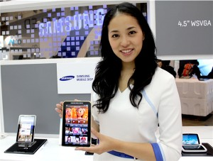Samsung Tab