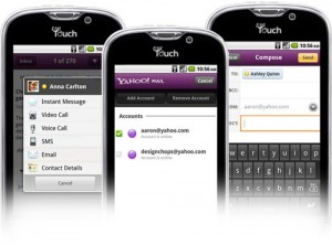 Yahoo Mail/Messenger updates