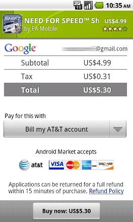 ATT Billing Market