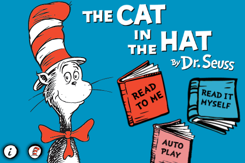 Cat In The Hat Display Out Of Books