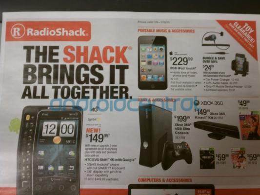 EVO Radioshack
