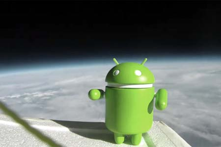 Outer Space Android