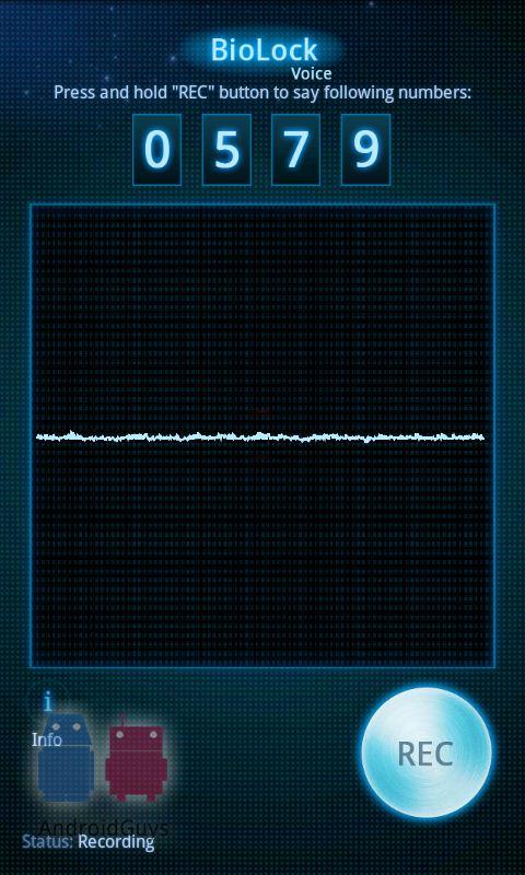 BioLock Voice