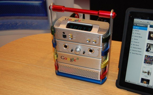 The Google Stereo