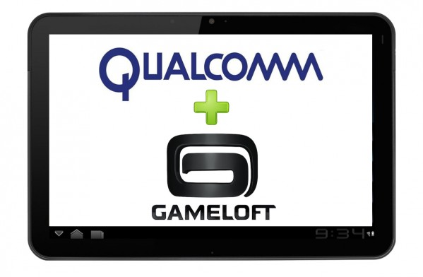 Qualcomm Gameloft Partnership