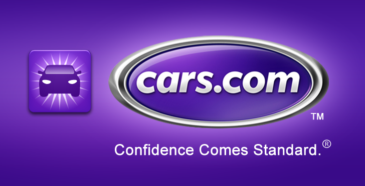Search for Cars and Dealers with Official Cars.com App
