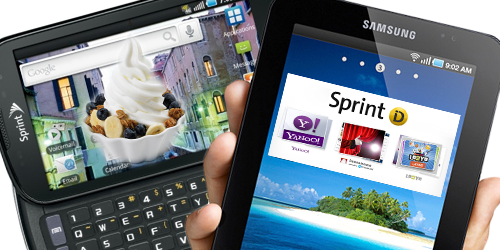 Sprint Update Brings Froyo and ID Packs To New Devices