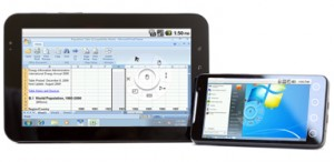 Wyse PocketCloud on Android Devices