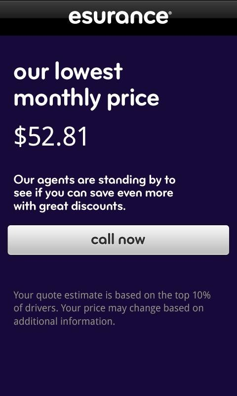 esurance mobile comes to android