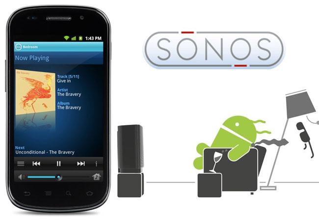 Sonos-Android-App