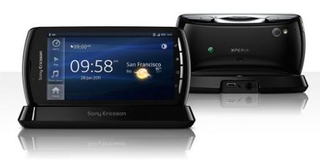 Xperia Play multimedia dock