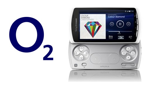 Xperia Play on O2