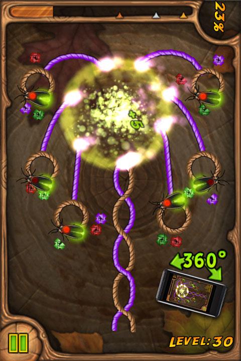 Blue Bubble опубликовала в Samsung Apps игру-головоломку Burn The