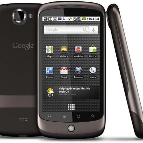 Google: Nexus One is too old for Ice Cream Sandwich