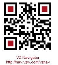Verizon QR Code