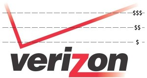 Verizon tiered data