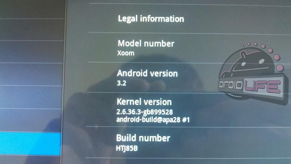 Xoom 3.2