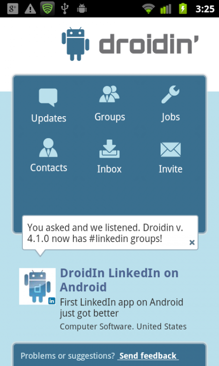 Droidin
