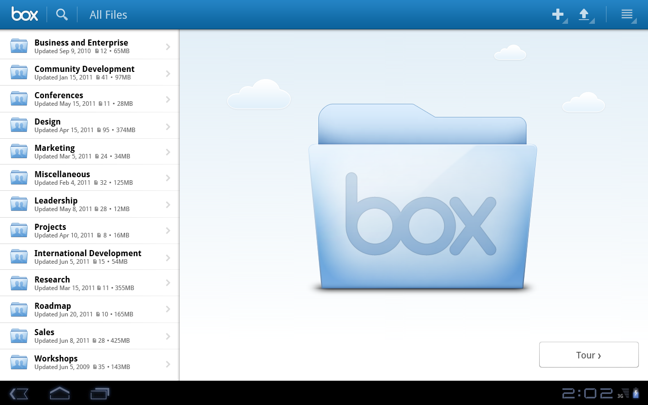Box for Android 2