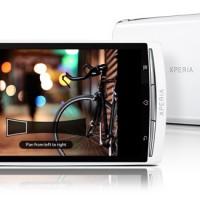 Xperia Arc S camera