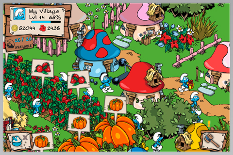 Smurfs Village For Android