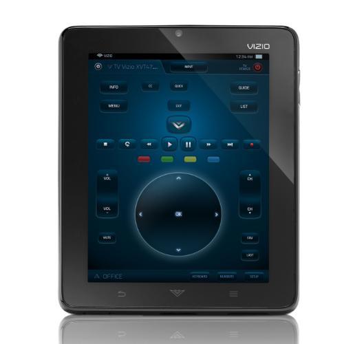 Vizio tablet remote control