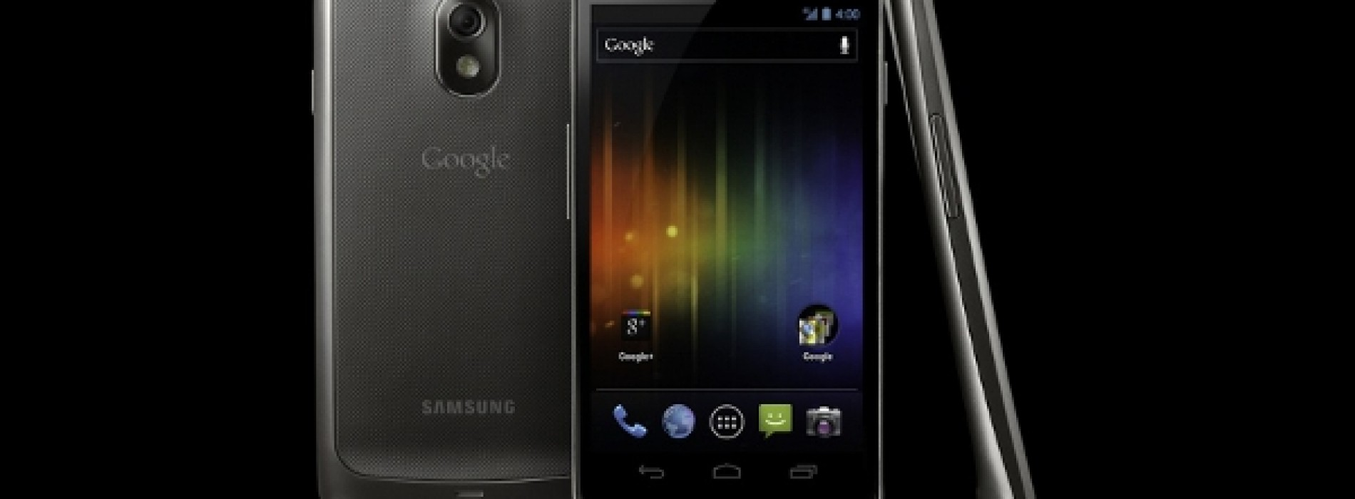 Samsung Galaxy Nexus Arrives