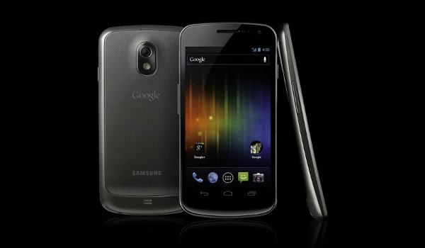Galaxy Nexus Promo Pic Feature