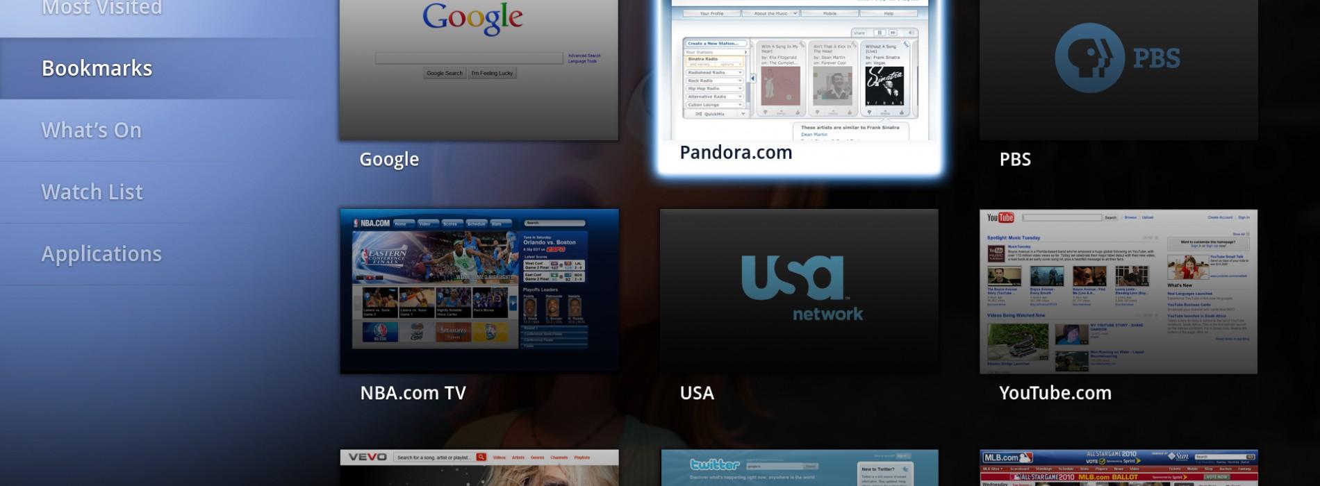 Google TV 3.1 is coming next week!