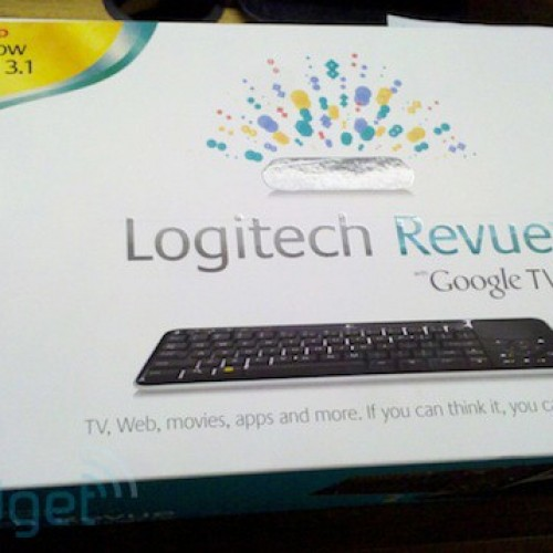 Logitech Revue: New & Improved with Android 3.1.. Sorta